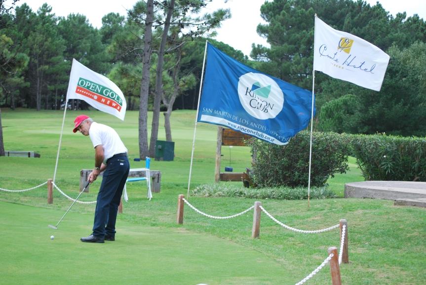 Será una fiesta del golf!!!